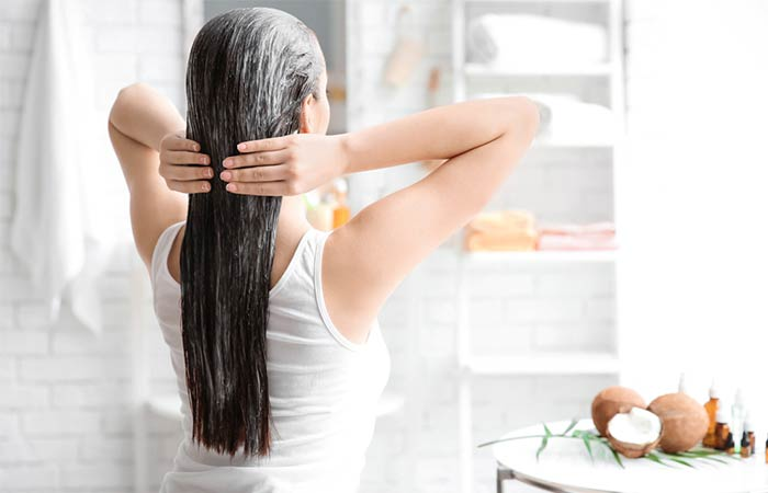 Use A Leave-In Hair Conditioner