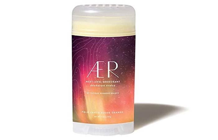 Vapour Organic Beauty AER Next Level Deodorant