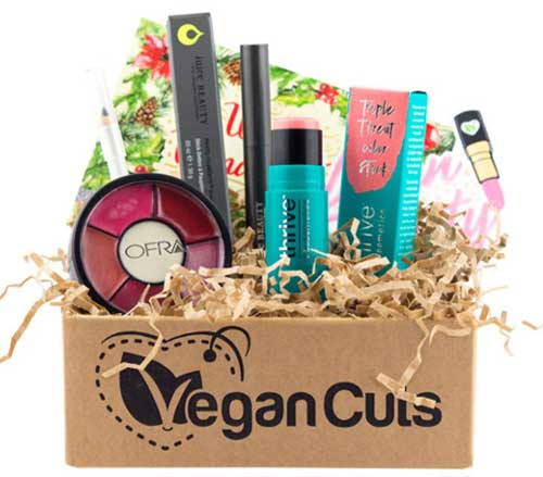 Vegan Cuts Makeup Box