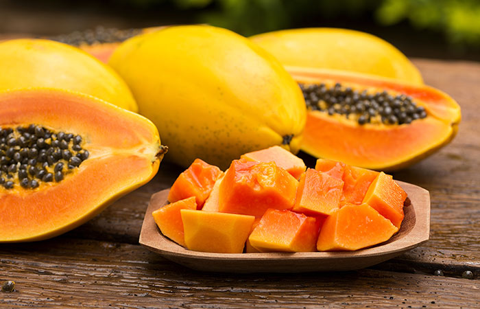 Papaya for Periods Problem in Hindi