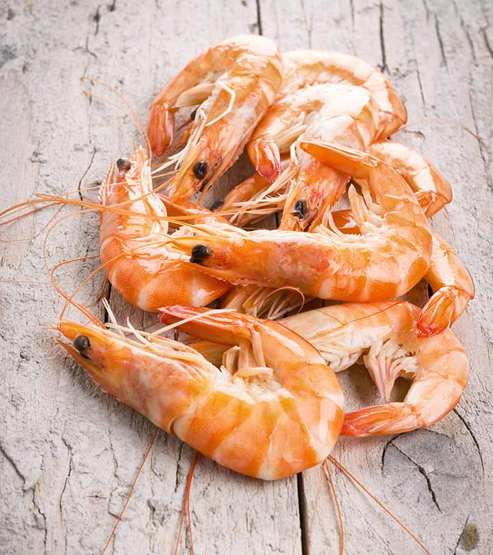 """Shrimp""ortance: The Health Benefits Of Shrimp And How To Cook It"