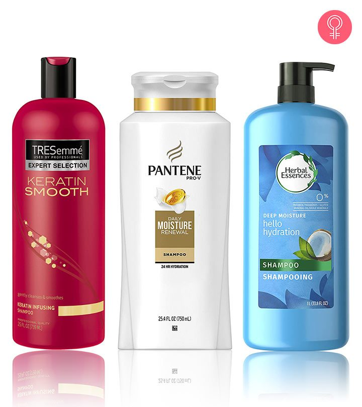 10 Best Drugstore Shampoos To Buy In 2018