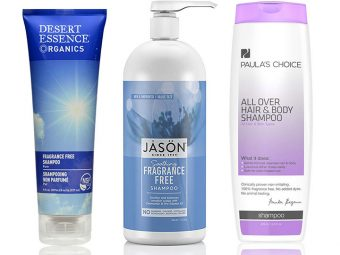 10 Best Fragrance-Free Shampoos Available In The Market