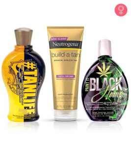 10 Best Indoor Tanning Lotions – 2019
