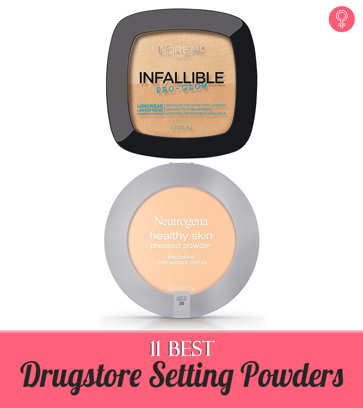 11 Best Drugstore Setting Powders