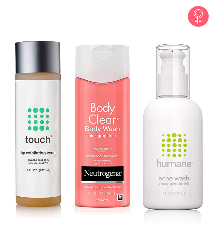 15 Best Body Washes For Acne – Our Top Picks For 2019