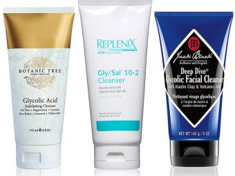 15 Best Glycolic Acid Face Washes Of 2018