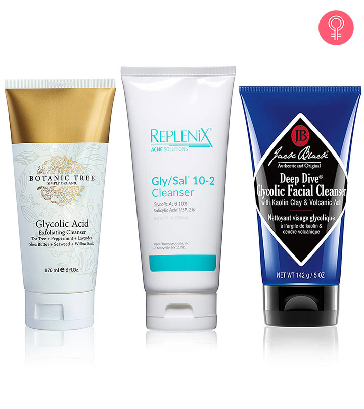 15 Best Glycolic Acid Face Washes Of 2020