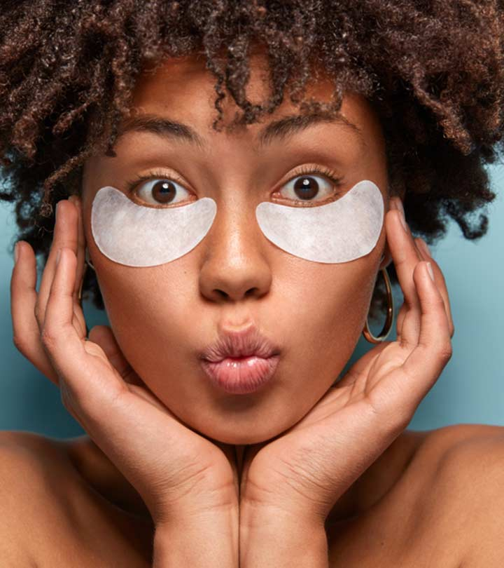 15 Best Under-Eye Masks For Dark Circles, Bags, Wrinkles