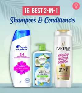 16 Best 2-In-1 Shampoos And Conditioners To Buy In 2021
