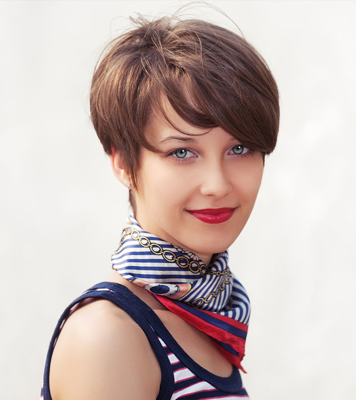 20 Fabulous Pixie Hairstyles With Bangs