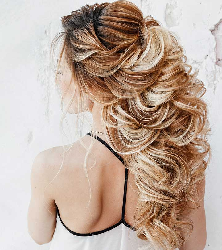 20 Perfect Half Up Half Down Hairstyles