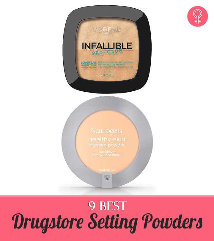 9 Best Drugstore Setting Powders