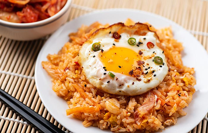 A Simple and Quick Way To Eat Kimchi Kimchi Fried Rice