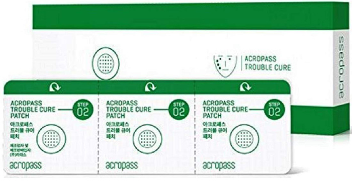Acropass Trouble Cure Patch