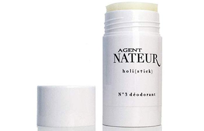 Agent Nateur Holi(Stick) N°3 Deodorant