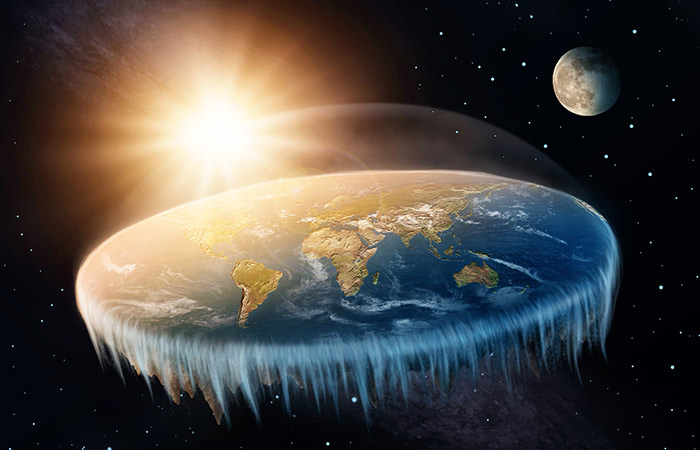 Another Survey Reveals That 33 Percent Of The Millenials Believe That The Earth Is Not Round
