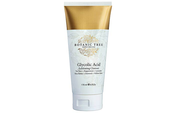 Botanic Tree Glycolic Acid Exfoliating Cleanser