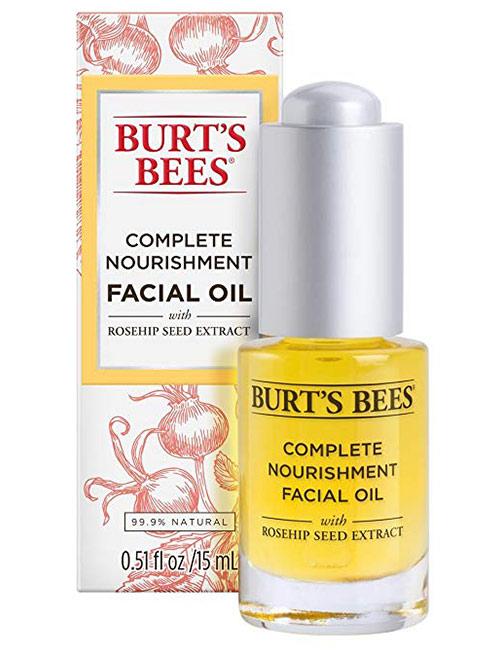 Burt's Bees полное питание омолаживающее масло