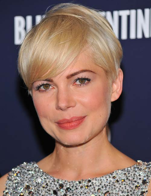 Classic Pixie With A Soft Fringe