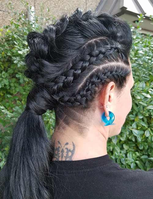 Criss-Cross Undercut
