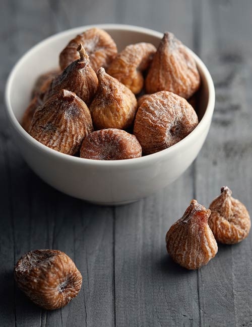 Dried Figs – PRAL Score -18.1
