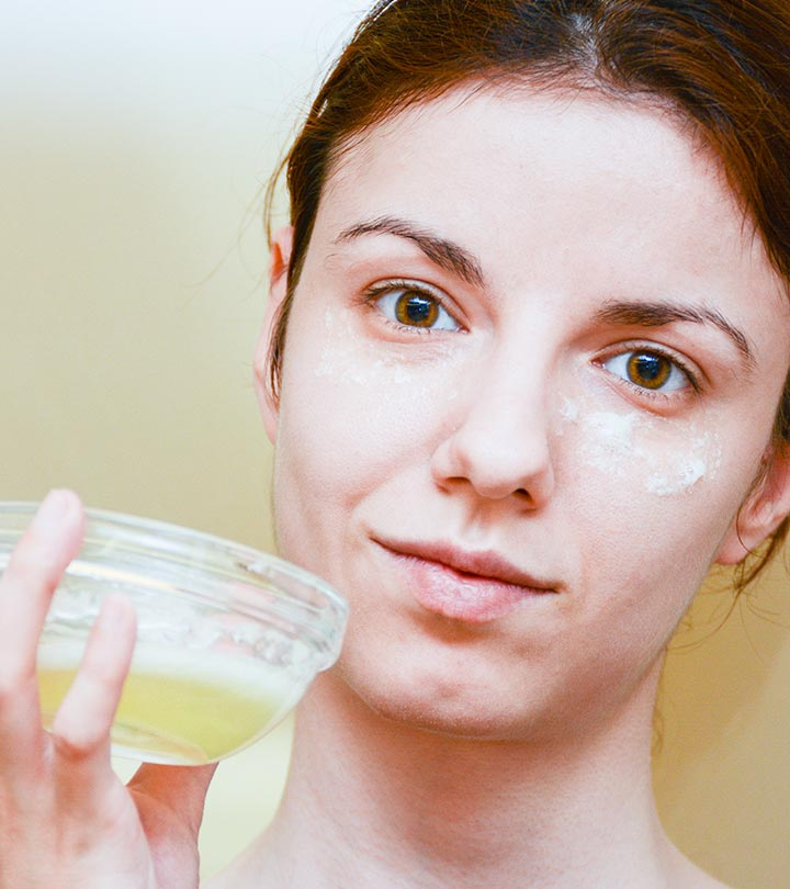 How To Use Egg Whites For Acne