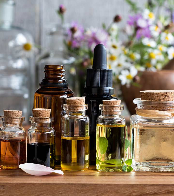 5 Essential Oils For Sunburn Relief