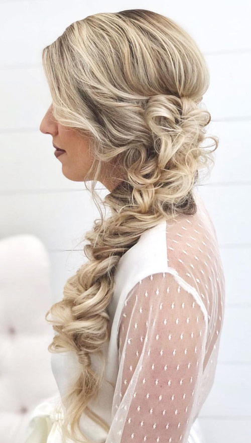 Flawless Side Braid - Side Braid
