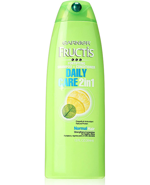 Garnier Fructis Daily Care 2in1 Fortifying Shampoo + Conditioner