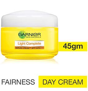 Garnier Skin Naturals Light Complete Fairness Serum Cream SPF 19