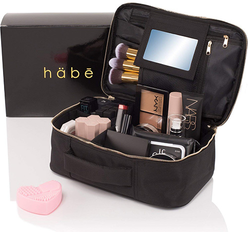 Habe Travel Makeup Bag