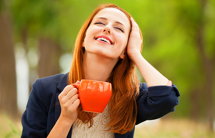 Hair Benefits of Green Tea in Hindi