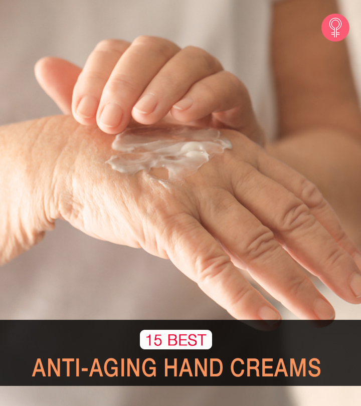 15 Best Hand Creams For Aging Hands