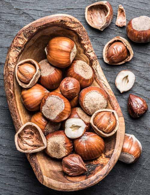 Hazelnuts – PRAL Score -2.8