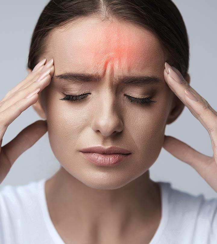 Headache (Sir Dard) Home Remedies in Hindi