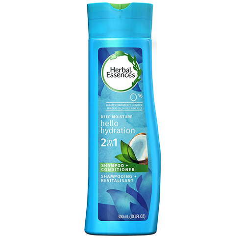Herbal Essences Deep Moisture Hello Hydration 2 in 1 Shampoo + Conditioner