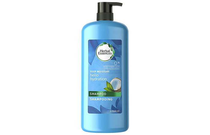 Herbal Essences Deep Moisture Hello Hydration Shampoo - Drugstore Shampoos
