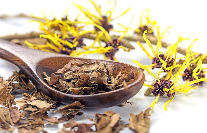 How Does Witch Hazel Help Heal Acne