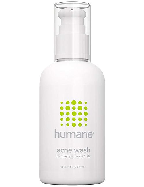 Humane Acne Wash