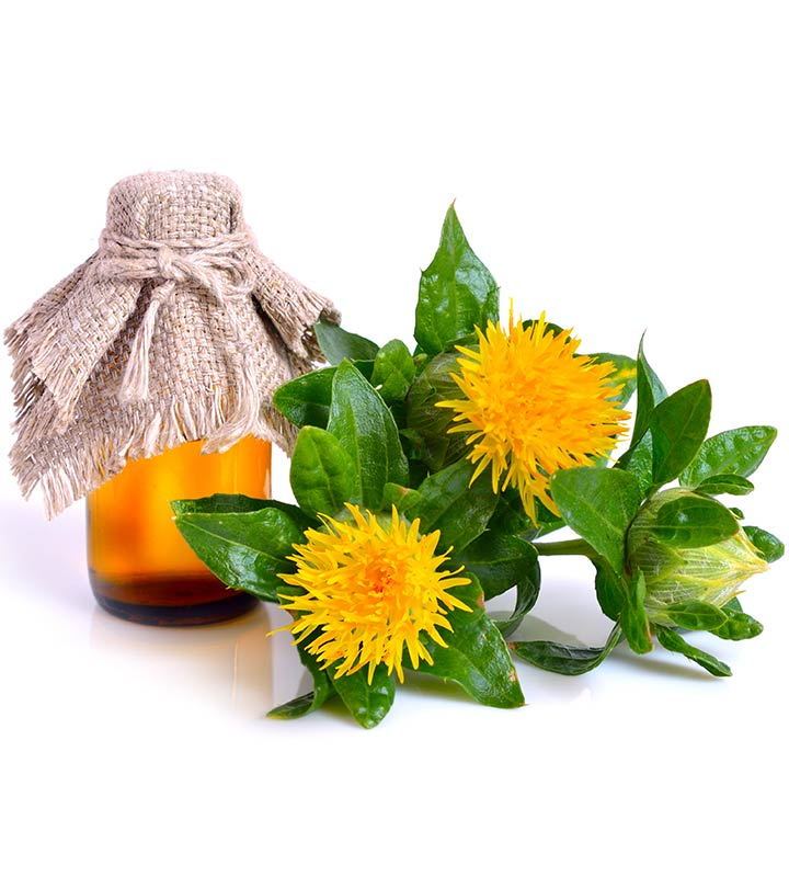 Is Safflower Oil Good For Your Skin? How To Use It And Everything You Need To Know