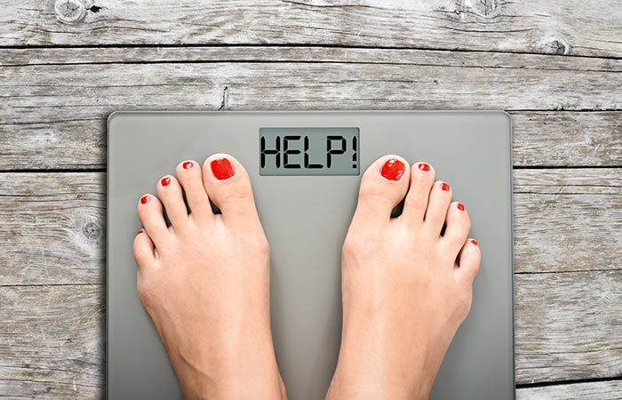 It Causes Your Weight To Fluctuate