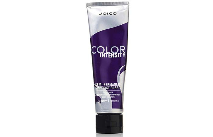 Joico Intensity Semi-Permanent Hair Color – Amethyst Purple