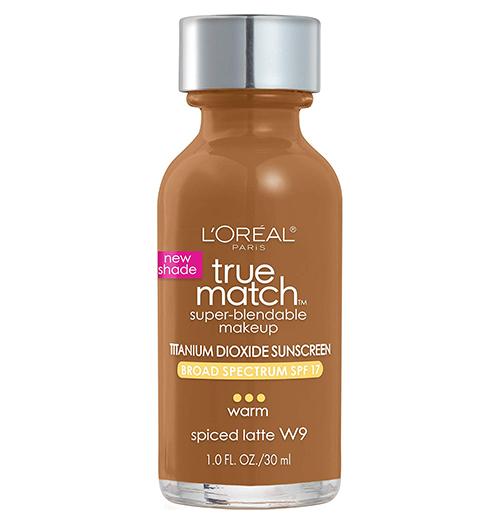 L'Oreal Paris True Match Super-Blendable Makeup