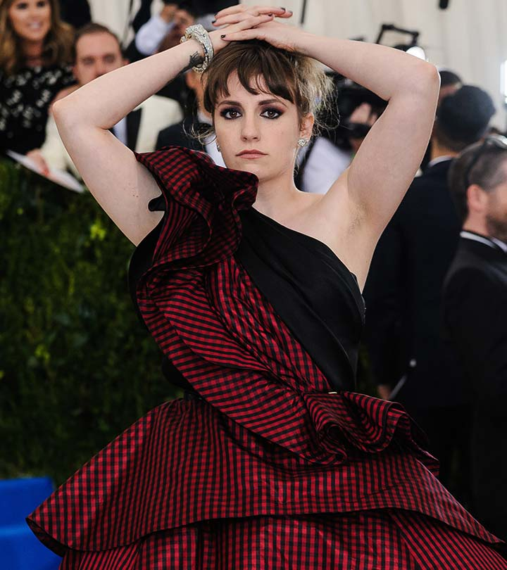 Lena Dunham's Weight Loss – How She Feels About The Backlash