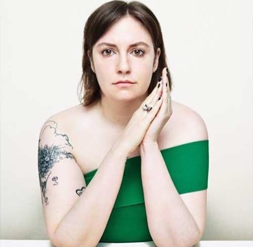 Lena Dunham's Weight Loss – What's It All About