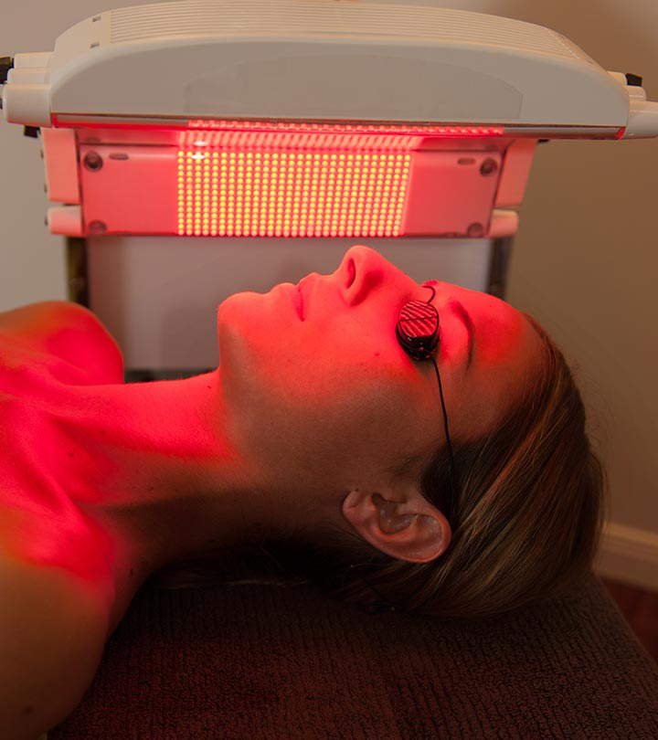 Light Therapy For Acne – Benefits And Side Effects
