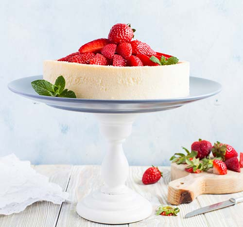 Low-Carb Instant Pot Cheesecake