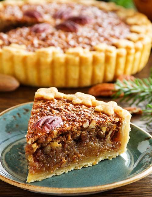 Low Carb Sugar-Free Pecan Pie