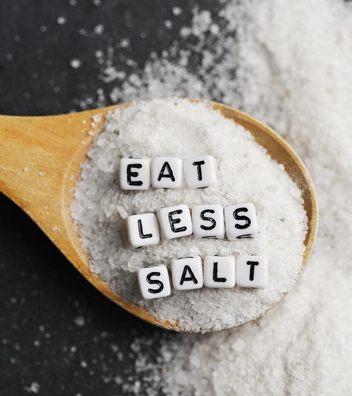 Low-Sodium Diet – How To Limit Sodium And Prevent Health Complications